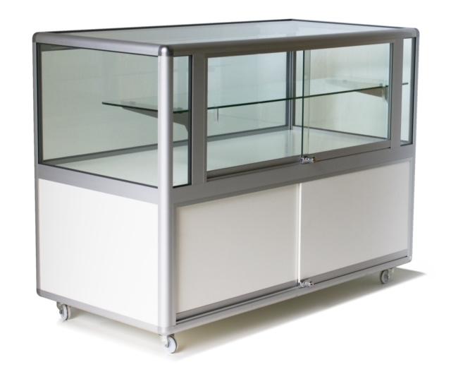 Glass Counter - Half